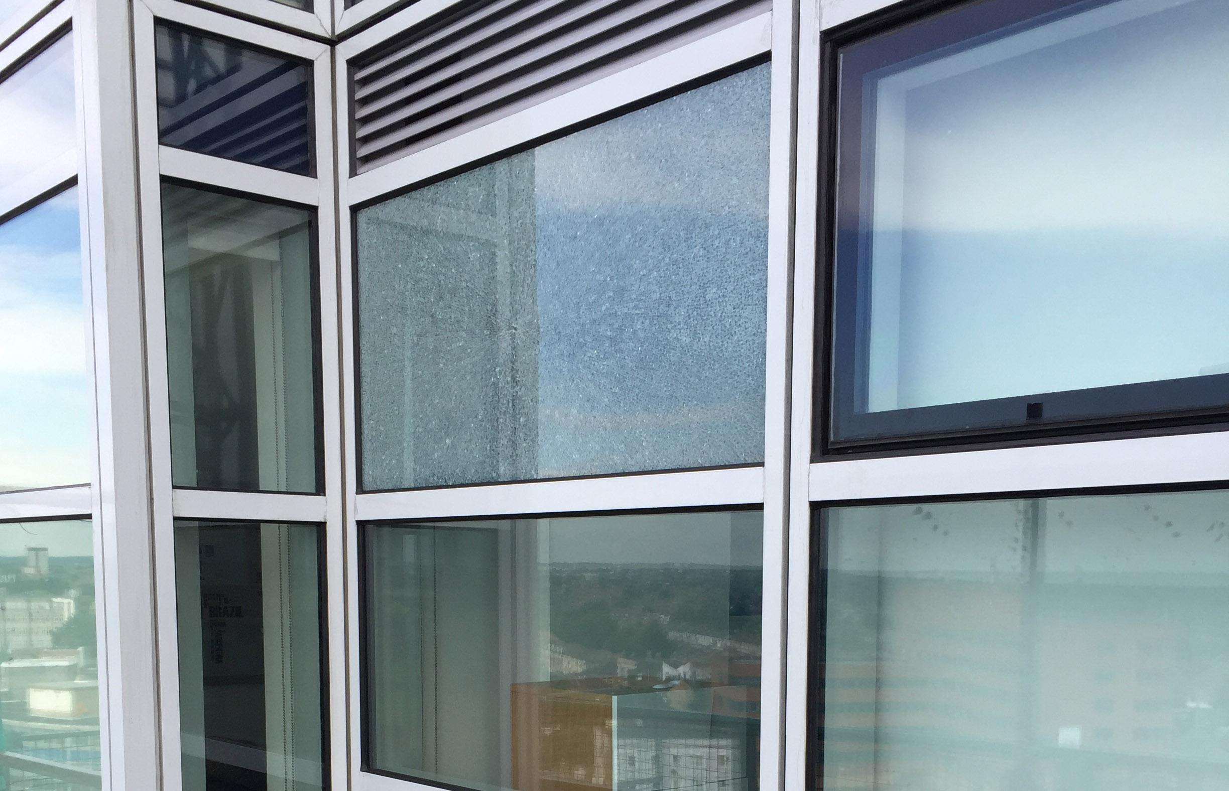 Safety Amp Security Window Films Glass Containment Systems